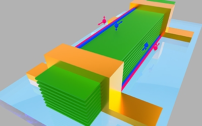 Higher-Order Topology Found in 2D Crystal