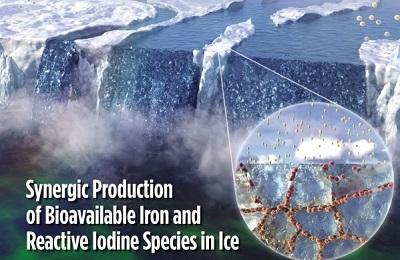 환경 최원용 교수 공동연구팀, '철든'얼음에서 찾아낸 지구온난화 해결의 실마리